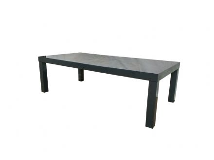 Puro Coffee Table - Charcoal